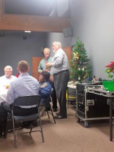 Pastor Luncheon